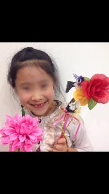 超簡単!【お誕生日フォトプロップス作り方】造花でゴージャス&ラブリーに