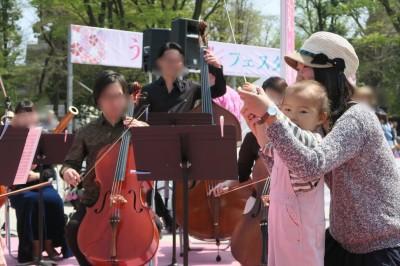 上野桜フェスティバルへ!子連れ音楽祭 マエストロ!
