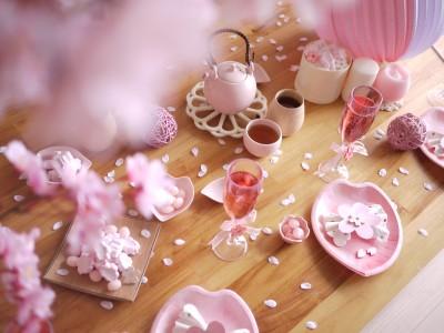 【デコレーション】桜パーティー