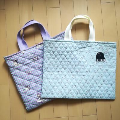 【小1】レッスンバッグは3つ必要!??実際、何が必要なの?