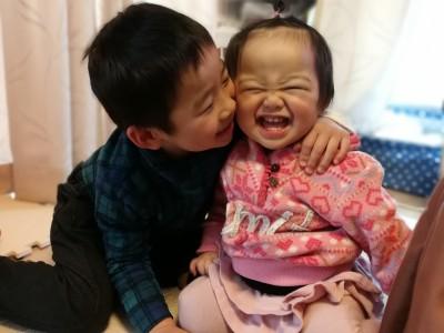 【きょうだい】弟妹が増える度に伝えてきたこと。仲良く育つための声掛け☆