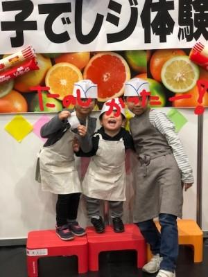 無料で楽しめるスーパー主催の「食育フェスタ」が美味しい!楽しい!