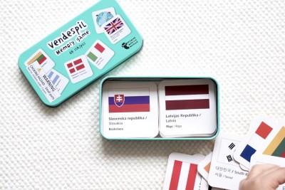 【おもちゃレポート】遊びながら学べる!フライングタイガーの国旗カード