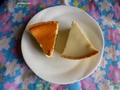 【スイーツ】モロゾフのチーズケーキを食べ比べしてみた!!