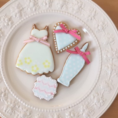 所沢で子連れアイシングクッキーレッスン♪はじめてのアイシングクッキー