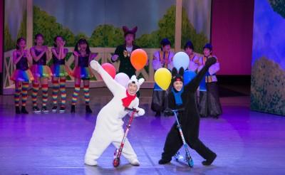 世界初!「リサとガスパール」のミュージカルへ行ってきました!