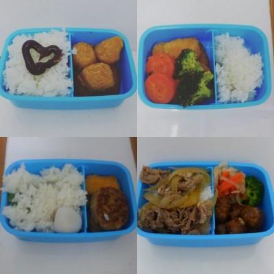 【実録】幼稚園児の一年間のお弁当 年中編【自分で詰める】