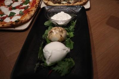 インスタ映えするフレッシュモッツァレラチーズのレストラン♪