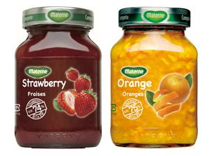 すっきり低糖度、しっかり果実感の「マテルネ」コンポートストロベリー・オレンジのセットを3人に