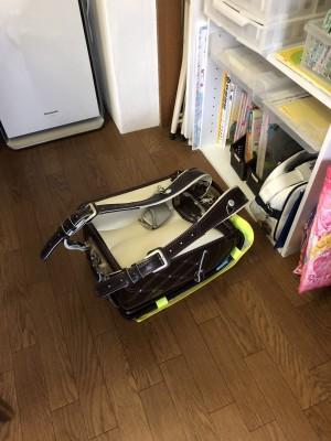 【入学準備】神田屋鞄ランドセル使い始めて思った事(小1長女1カ月使用)
