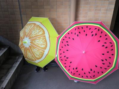 【スリコ】3coinsのフルーツkids傘が可愛い!【明日発売情報も】
