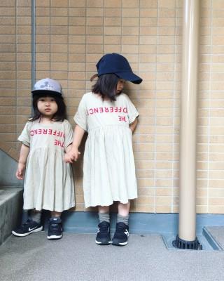 【親子コーデ】5月のリンクコーデまとめ【姉妹コーデ】
