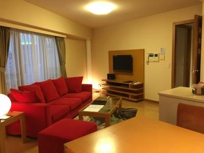【駐在員妻の本帰国後01】日本のサービスアパートの住み心地は?室内写真あり
