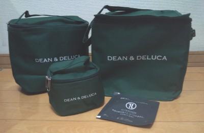 【付録】DEAN&DELUCA保冷バッグ!GLOW8月号付録♪