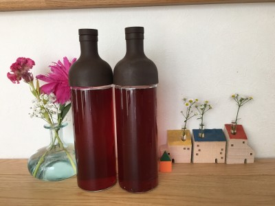 紫蘇ジュース15