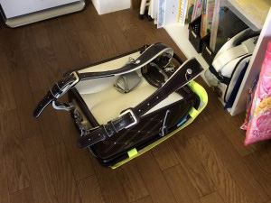 <神田屋鞄>ランドセルを使い始めて思ったこと