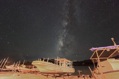 4歳の息子が石垣島で大盛り上がり…そのワケは天体観測
