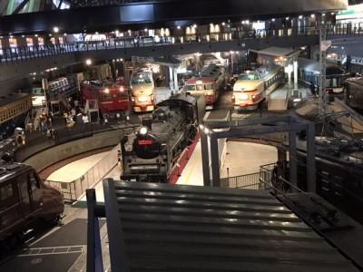 大宮鉄道博物館 電車好きな4歳と2歳の男の子が楽しめるオススメのルート