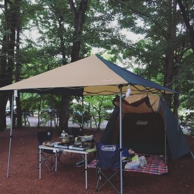 【親子でキャンプ】ウォーターパーク長瀞へ行って来ました