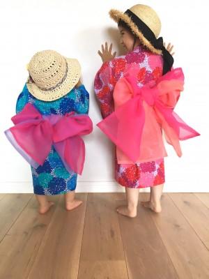 【夏祭り】今年の浴衣もう決めた?セパレート浴衣なら着崩れない!