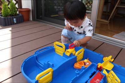 [知育玩具]手軽に楽しく「水の原理」を学べるおもちゃレポ