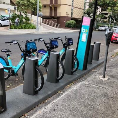 【レンタサイクルbiki】ハワイで見つけた新しい移動手段