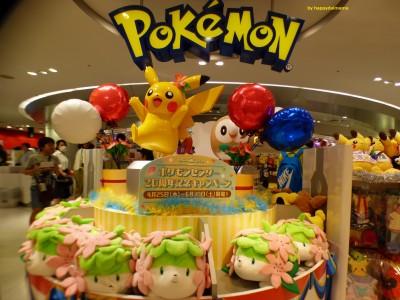 【ポケモンセンターオーサカ】誕生日特典も!ポケモングッズに大興奮!