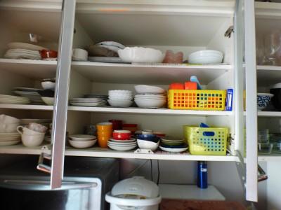 【大阪地震】人命第一!食器棚大整理!断捨離の結果・・
