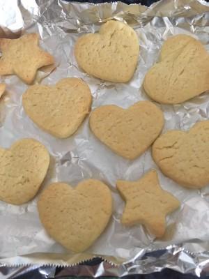 【4歳でも簡単!】初めてのクッキー作りに挑戦