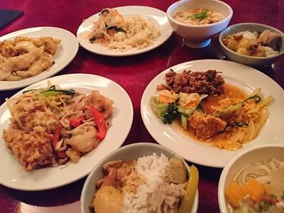 【グルメ】新宿で本格タイ料理ブッフェ90分「エラワン」