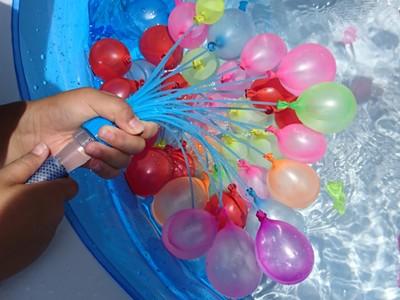 【グッズ】300円で一度にたくさんの水風船が作れる!3COINS