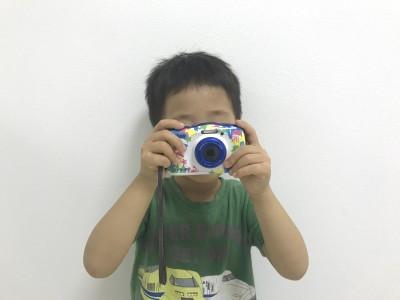 なんでソレ撮ったの!?デジカメ目線で分かった3歳男子の関心ゴト