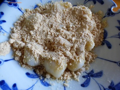【簡単レシピ】食欲ない朝に!豆腐で柔らかもちっと白玉団子!おやつにも!