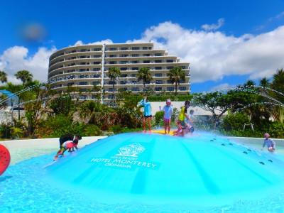 【沖縄旅行】5泊6日。1日目は恩納村のホテルモントレ沖縄へ。最高時間。