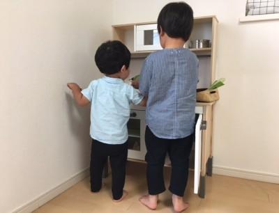 おままごと遊びで我が家の男子2人に明らかな効果が!