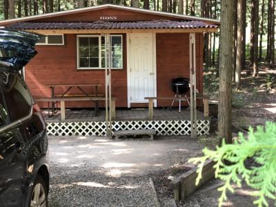 【こどもとおでかけ】キャンプ初心者のキャンプ気分を味わう1泊2日