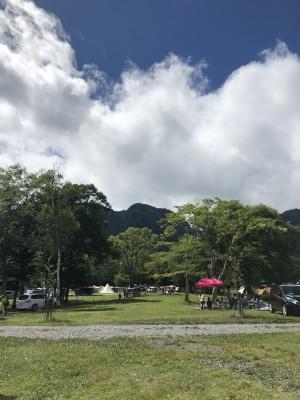 【キャンプ場を選ぶポイント】家族におすすめ戸隠キャンプ場