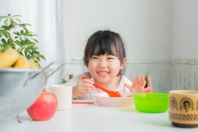 30分では終わらないことも…子どもの朝ごはんはどれくらいかかってる?
