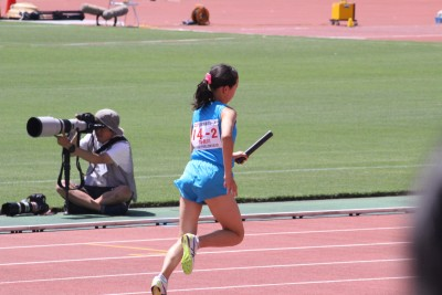 小学5年生女子新体力テストの結果。50メートルは何秒?握力は?