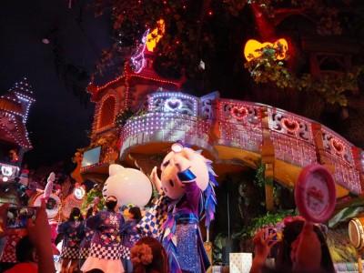 サンリオピューロランド☆夏パレードが楽しい!おすすめショーも紹介!