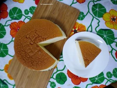 【りくろーおじさんの店】焼きたてチーズケーキ&とろーりプリン!