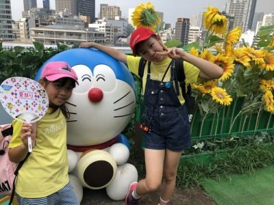 テレビ朝日六本木ヒルズ夏祭り!サマステ2018子連れ攻略法と感想注意点