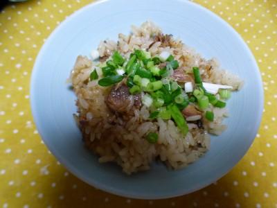 【時短レシピ】栄養満点!さば缶入れて炊くだけさばご飯!