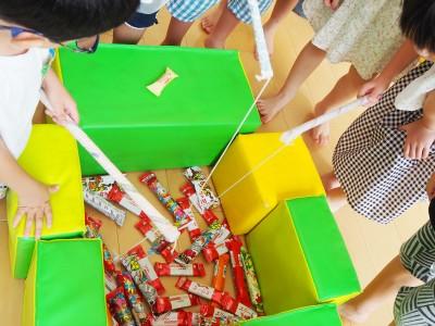 夏まつりイベントにぴったり!お菓子釣りで盛り上がろう☆