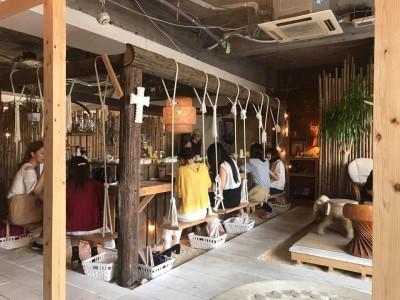 【インスタ映え】都内でリゾート気分!ブランコがあるカフェ