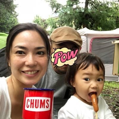 自然いっぱい!子どもも大人も楽しめる☆のんびり家族キャンプ