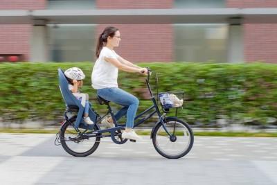 初めての子どもと一緒に乗るママの自転車選び