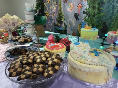 秘密の空想菓子店のハロウィンパーティー!大人も楽しいおかしさんイベント