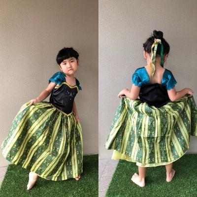 【ハロウィン】お買い得ドレス満載なAmazon!今年はアナにします!