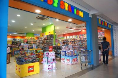 【海外のおもちゃ屋さん】バリ島 KIDZ STATION